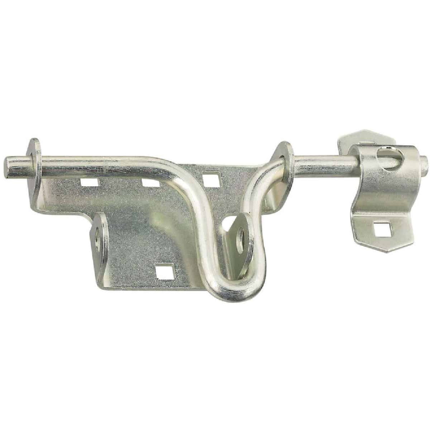 National Zinc Slide Bolt Latch Image 1