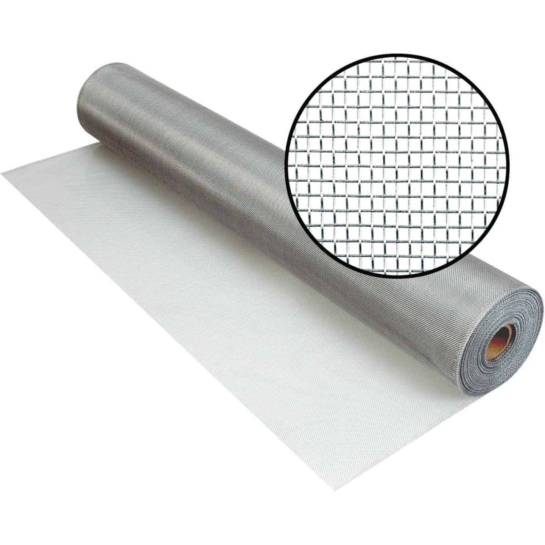 Phifer 24 In. x 100 Ft. Brite Aluminum Screen Image 1