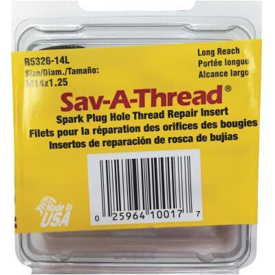 HeliCoil 14 x 1.25mm Long Spark Plug Thread Insert