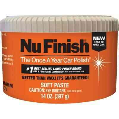 Nu Finish 14 Oz. Paste Car Wax