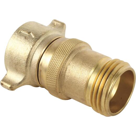 Camco 3/4 In. 40 - 50 psi Brass RV Water Regulator
