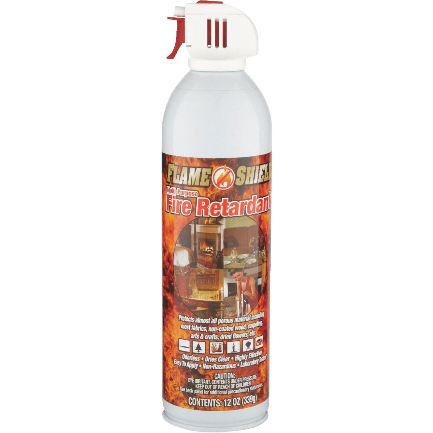 Flame-Shield 12 Oz. Aerosol Fire Retardant Spray Image 1